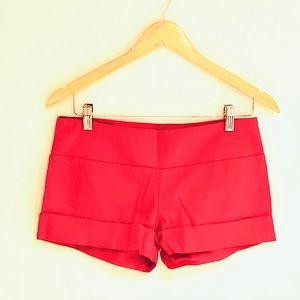 🌈3/$20 | 🇨🇦LIMITÉ | Dress Shorts | Siren Red